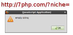 Javascript Querystring - Returning Empty String