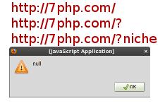 Javascript Querystring - Execution returning NULL