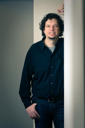 Ivo Jansch Founder of Mobile Technology Egeniq.com (Photograph by Jelmer de Haas)