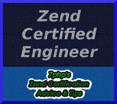 Zend Certification Tips
