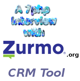 Zurmo The Open-Source CRM Tool