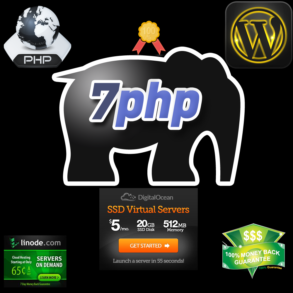 7php Web Services