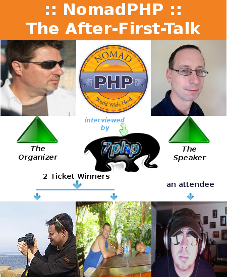 The 'After-First' NomadPHP Talk