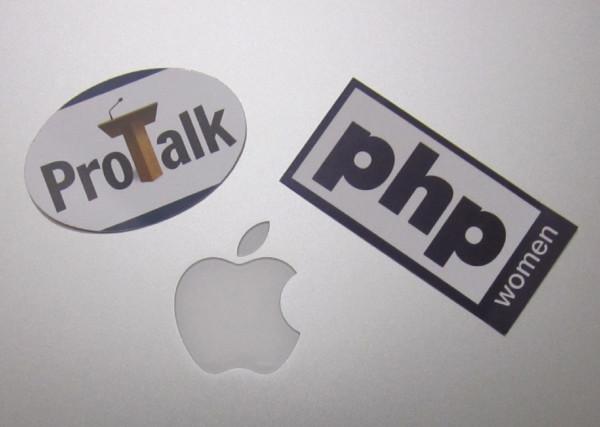 PHPwomen stickers
