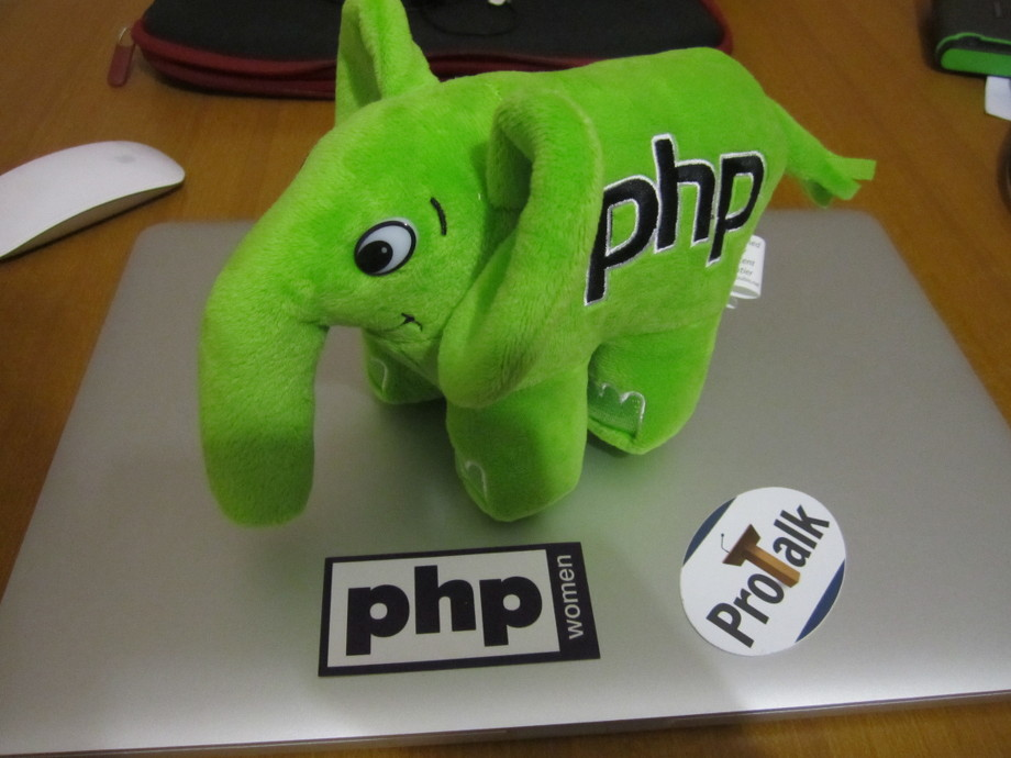 Green PHP elePHPant