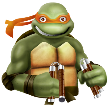 Michelangelo Ninja Turtle