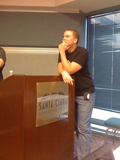 Travis Swicegood author of the Pragmatic Version Control Using Git