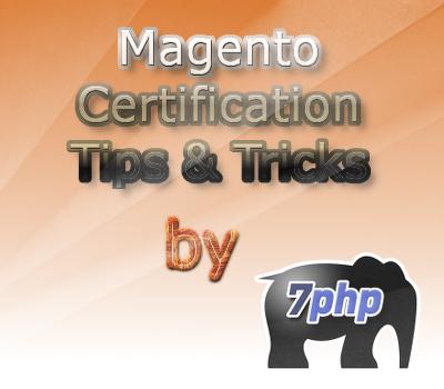 Magento Certification Advice