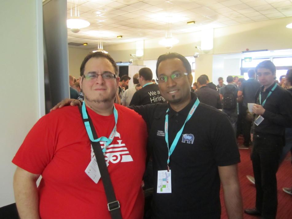 Davey Shafik with 7PHP aka Khayrattee