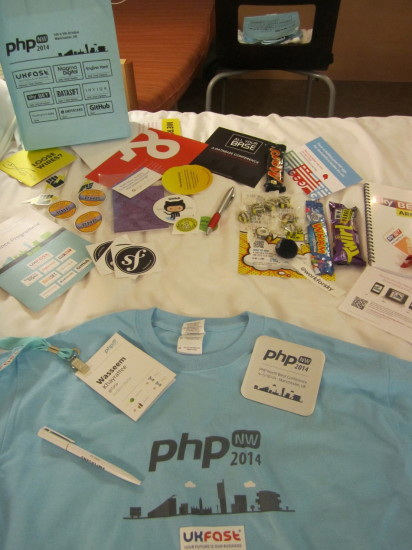 #phpnw14 swags