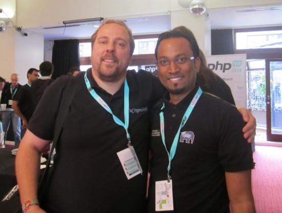 Stefan Koopmanschap and Me (7PHP)