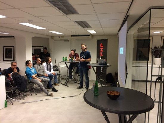 Amsterdam PHP Usergroup Meetup