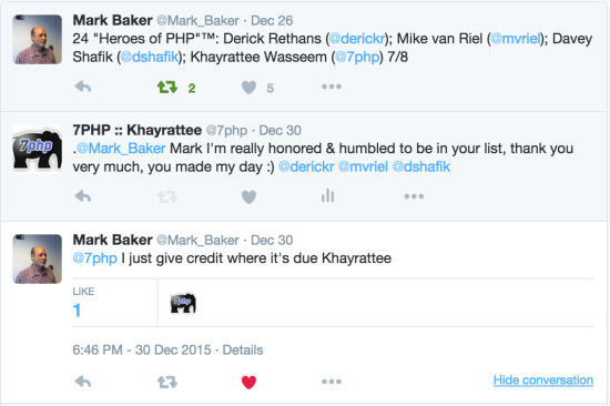 Mark-Baker-Heroes Of PHP